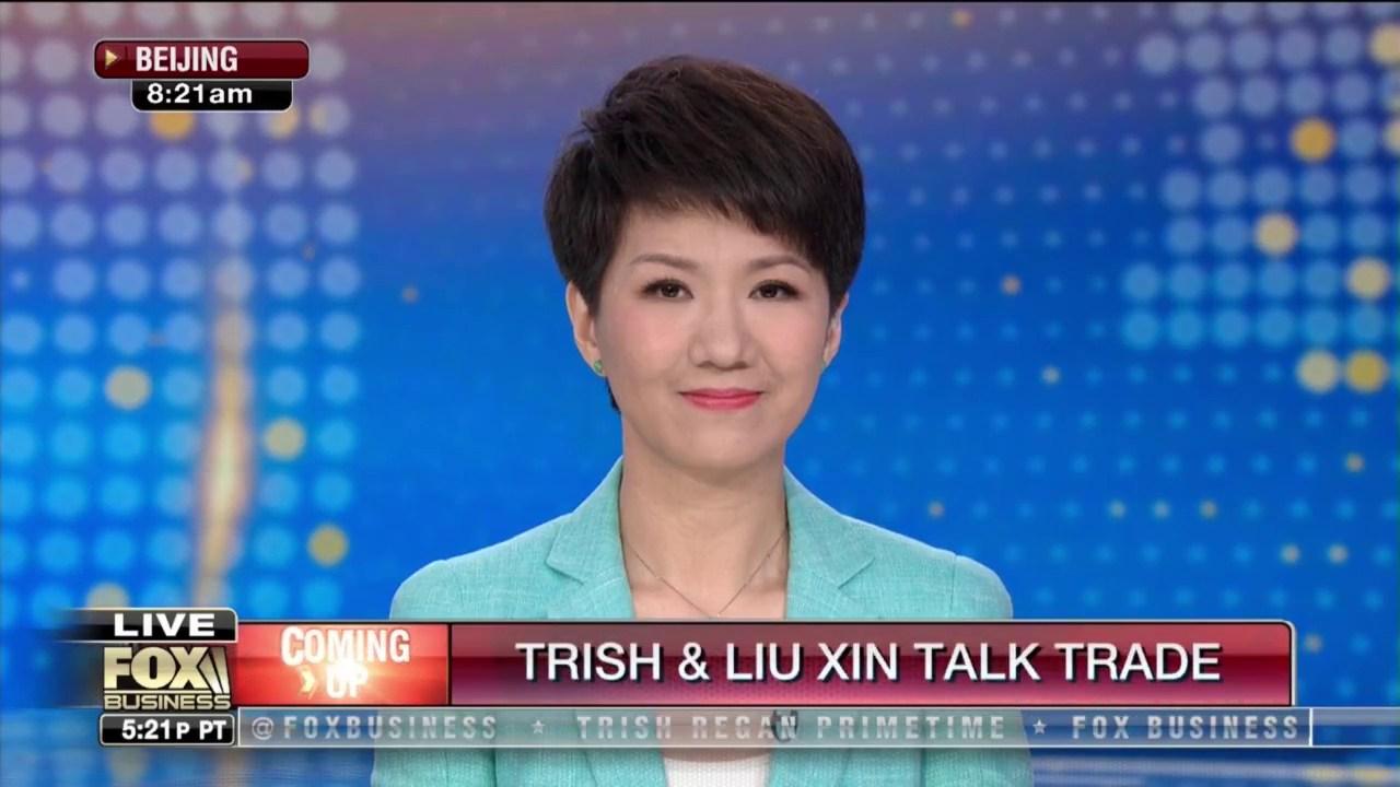 """中美女主播""""约辩""""全文实录及全程视频(来自观察者网)"""